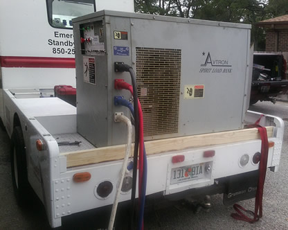 Emergency Standby Power - Load Bank Generator